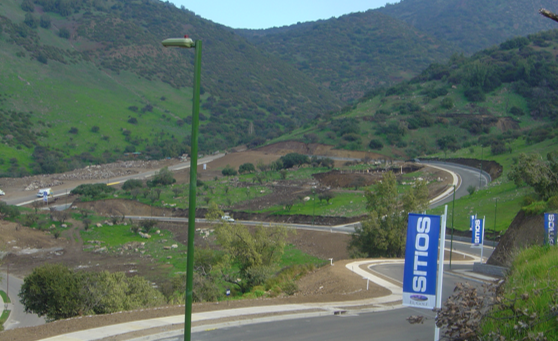 Gran Vista Movimientos de tierra y Pavimentación La Dehesa 2007