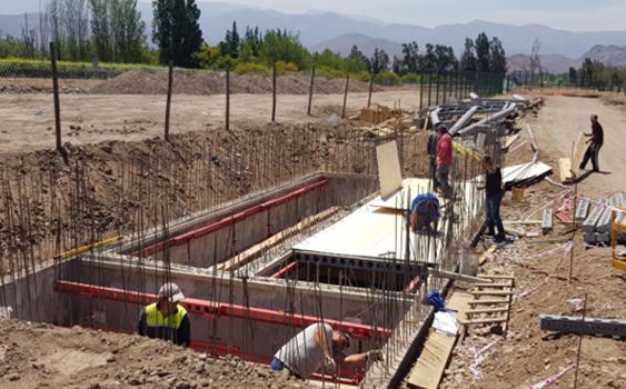 Obras Civiles constructora tamarugo